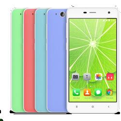 Điện thoại Qmobile Vita + 3 Nắp lưng+ dán màn hình