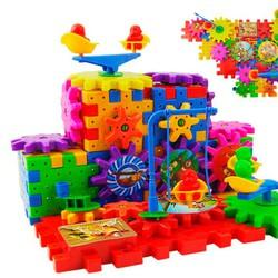 Bộ Đồ Chơi Lắp Ráp Mới Lạ Cho Bé Funy Bricks