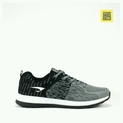 Giày thể thao dệt kim 3D giá rẻ mã 3537 - 2 màu ghi và đỏ