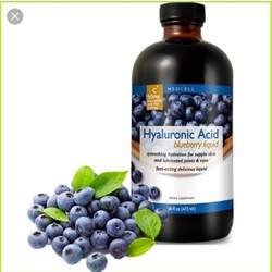 Nước uống việt quất Neocell Hyaluronic Acid Blueberry 473ml