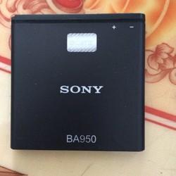 Pin Sony- Xperia BA950