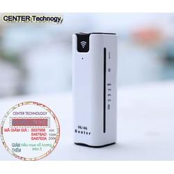 Thiết bị phát sóng wifi 3G , sạc dự phòng FB-LINK 07