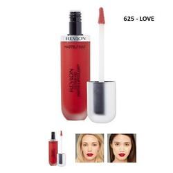 Son Kem Lì Revlon-Ultra HD Màu 625 LOVE - Đỏ