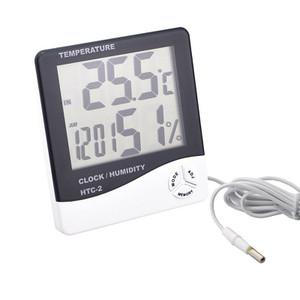 Đồng hồ đo giờ, nhiệt độ