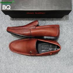 Giày lười da cao cấp BQ xuất khẩu