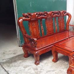 Bộ Bàn Ghế gỗ Xà Cừ