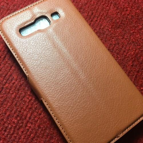 Alcatel Pop C9-Bao da PU có khe để thẻ điện thoại di động