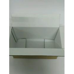 Combo 20 Hộp giấy gói hàng catton 16 x 8 x 8