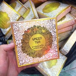 Tắm trắng Trà Xanh Green Tea Thái Lan