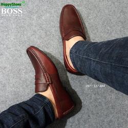 Giày da cao cấp HUGO BOSS xuất khẩu