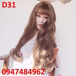 Tóc giả nữ Hàn Quốc D31
