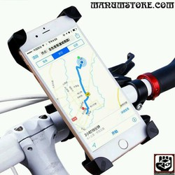 Giá đỡ điện thoại 4 cạnh dành cho xe đạp