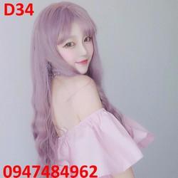 Tóc giả nữ Hàn Quốc D34