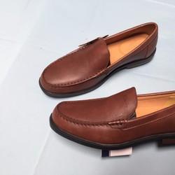 Giày lười da nam công sở chính hãng