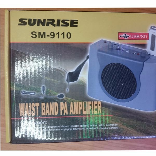 Máy trợ giảng SUNRISE SM -9110