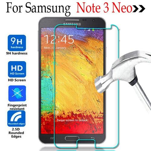 Note 3 Neo-Kính dán cường lực bảo vệ màn hình chống xước