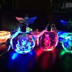 Móc khóa led phát sáng