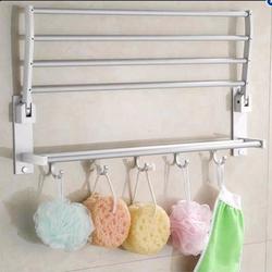 Giá treo khăn nhà tắm 2 tầng tiện dụng