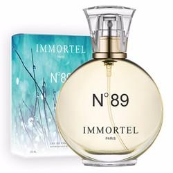 Nước hoa nữ IMMORTEL No89 Eau De Parfum 60ml