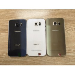 SAMSUG GALAXY S6 Black White Gold