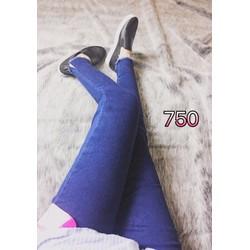 QUẦN JEANS DÀI TRƠN