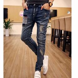 Mã số 51060 - Quần jeans nam phong cách