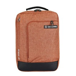 Balo laptop Simplecarry M-City Brown