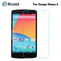 LG-Nexus 5 - Kính dán cường lực bảo vệ màn hình độ cứng 9H