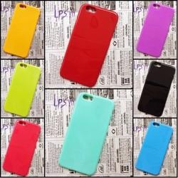 Ốp lưng iPhone 6-6s dẻo Màu đa dạng