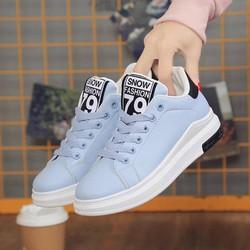 Giày thể thao nữ màu xanh mint siu đẹp