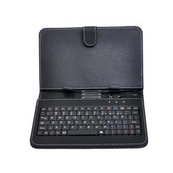 Bao da kiêm bàn phím cho điện thoại máy tính bảng 7 inch đủ Màu