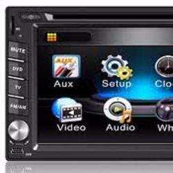 DVD dùng cho các loại xe KM lớn tặng 1 camera lùi