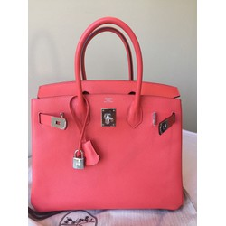 Túi xách Herme.s birkin hồng
