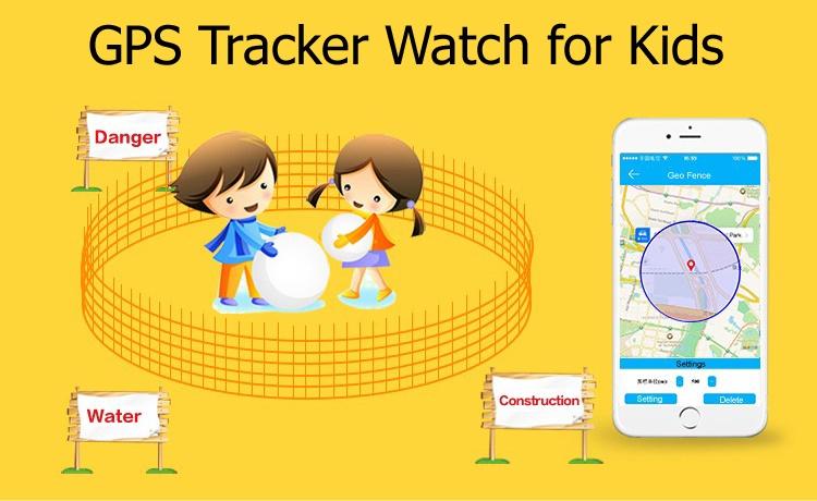 Đồng Hồ Định Vị Trẻ Em Kids T06 2