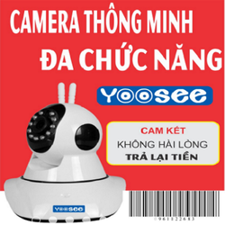 Camera giám sát không dây Yoosee