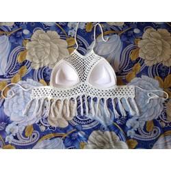 bikini đi biển hàng handmade