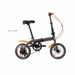 Xe đạp gấp cao cấp  new