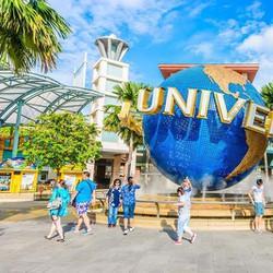 Vé USS người lớn tham quan Universal Studio Singapore