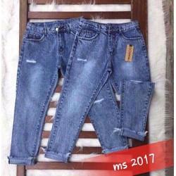 quần baggy jeans cá tính bụi bặm