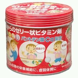 Kẹo biếng ăn PAPA JELLY Nhật Bản