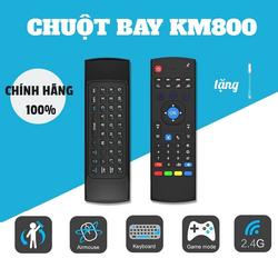 [CHÍNH HÃNG] Bàn phím chuột bay KM800 -  AIR MOUSE KM800
