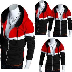 Áo Khoác phối màu thời trang MS 752-100