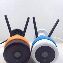 Camera ip wifi  ngoài trời + adapter 12v1A