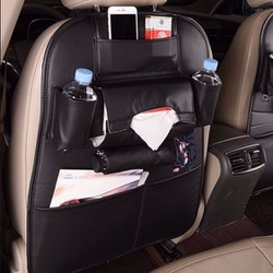 Tấm treo đồ ghế sau xe hơi màu đen