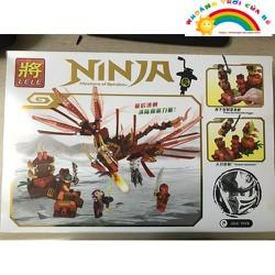 Lego Ninjago-Ninjago 31016-phát triển trí não và khuyến khích bé
