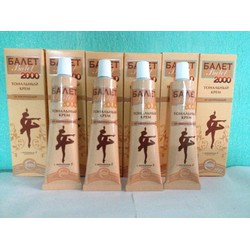 Kem nền trang điểm cực mịn tinh chất vitamin E ballet 2000