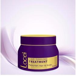 Hấp dầu Lacei Hair Damaged Treatment 500ml