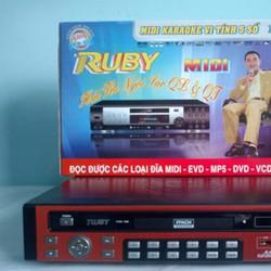 ĐẦU ĐĨA RUBY MD 36HD