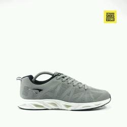 Giày thể thao dệt kim 3D giá rẻ mã 2701 - 2 màu ghi và đen