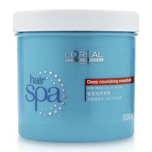 Hấp Dầu Loreal Professional Hair Spa Deep Nourishing 1000ml 3